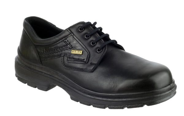 Cotswold Shipston Mens Waterproof Lace Up Casual Shoe Black
