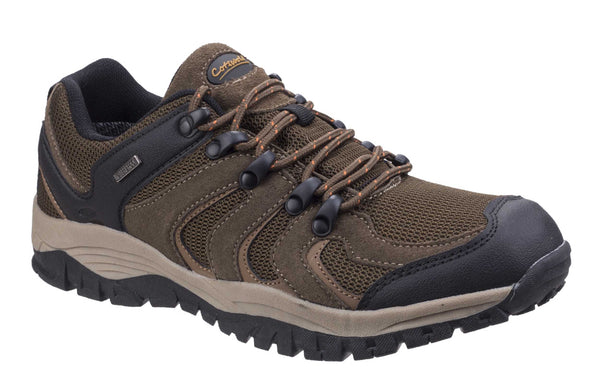 Cotswold Stowell Low Hiking Shoe Brown