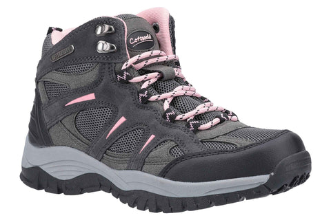 Cotswold Stowell Womens Waterproof Lace Up Walking Boot
