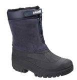 Cotswold Venture Mens Water Resistant Winter Boot Navy