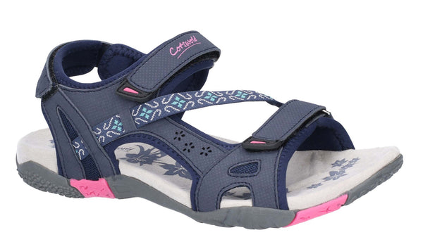 Cotswold Whichford Womens Touch Fastening Walking Sandal