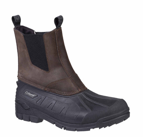 Cotswold Whiteway Hybrid Dealer Boot Brown