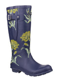 Cotswold Windsor Print Womens Wellington Boot Flower