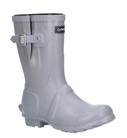 Cotswold Windsor Short Womens Calf Length PVC Wellington Boot