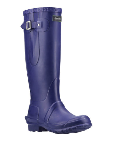 Cotswold Windsor Womens Adjustable PVC Wellington