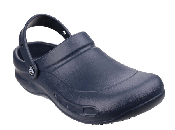 Crocs Bistro 10075 Womens Clog Navy