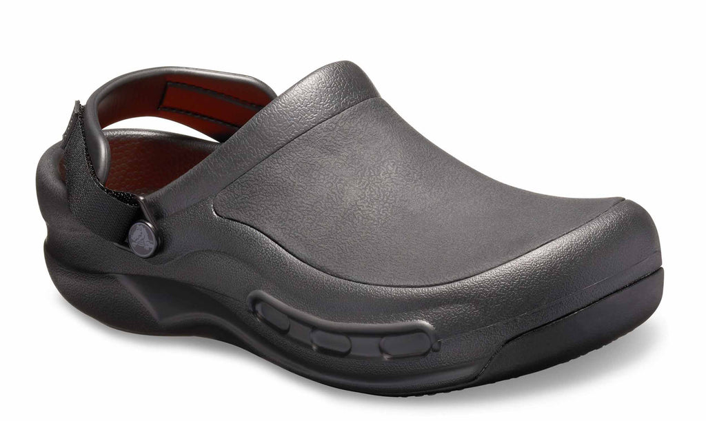 a36770f06 Crocs Bistro Pro Literide 205669 Mens Slip On Work Clog – Robin Elt Shoes