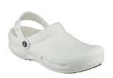 Crocs Bistro 10075 Mens Clog White