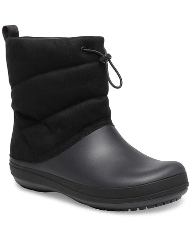 Crocs Crocband Womens Puff Boot