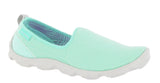 Crocs Duet Busy Day Skimmer 14698 Womens Slip On Shoe Blu/Wh