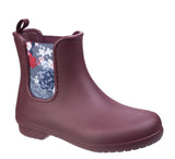 Crocs Freesail Chelsea Boot 204630 Womens Pull On Ankle Wellington Garnet