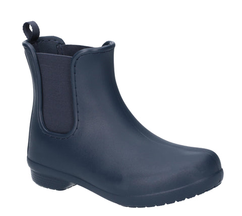Crocs Freesail Chelsea Boot Navy/Navy