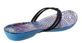 Crocs Isabella Graphic Flip 204196 Womens Toe Post Sandal