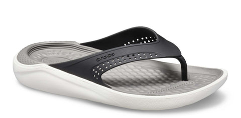 Crocs LiteRide Flip 205182 Mens Toe Post Sandal