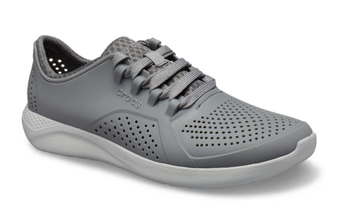 Crocs LiteRide Pacer 204967 Mens Lace Up Casual Shoe