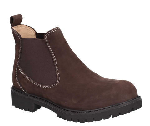Darkwood Hawthorn II Lace Up Boot Brown
