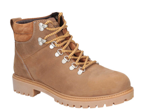 Darkwood Maple II Lace Up Boot Cinnamon