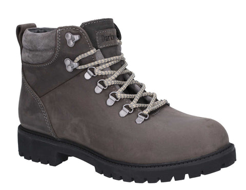 Darkwood Maple II Lace Up Boot Smoke