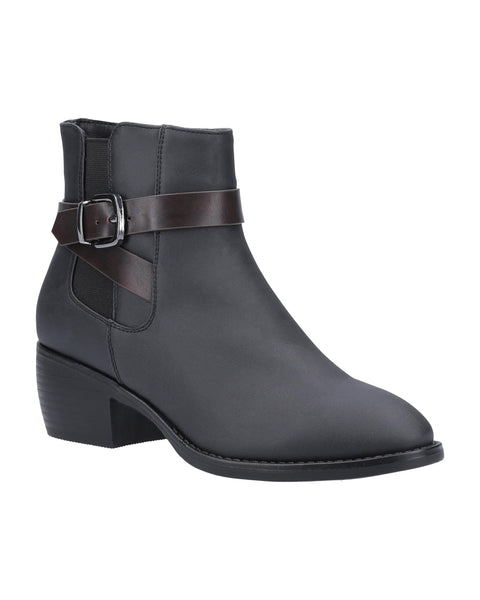 Divaz Farrah Womens Ankle Boot