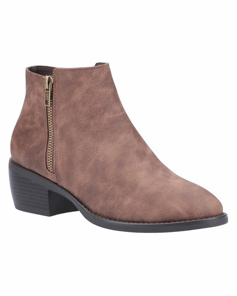 Divaz Ruby Womens Ankle Boot