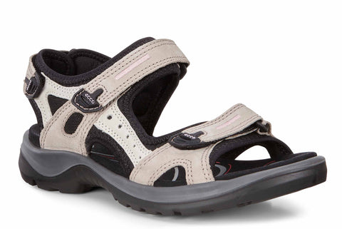 Ecco Offroad Womens Outdoor Performance Sandal 069563-54695 Atmos/Ice 54695