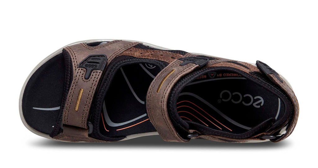 381cd76662d8 Ecco Offroad Mens Touch Fastening Casual Sandal 069564-56401
