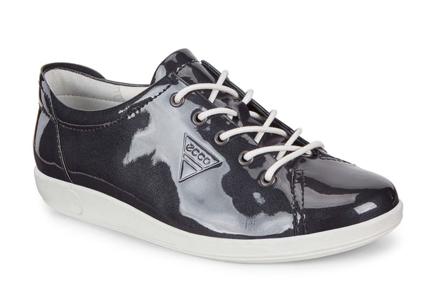 Ecco Soft 2.0 Womens Lace Up Casual Shoe 206503-01303