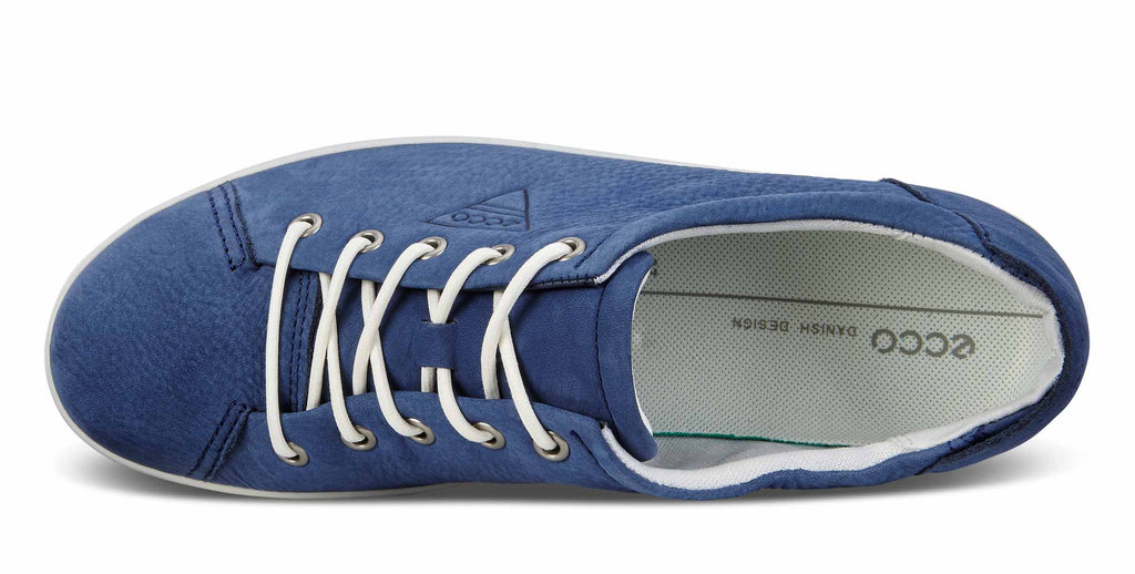 d333db8ca626 Ecco Soft 2.0 Womens Lace Up Casual Shoe 206503-02048