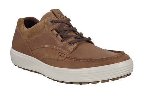 Ecco Soft 7 Tred WP Mens Lace Up Trainer 450394-51055