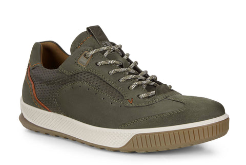 Ecco Byway Tred Mens Lace Up Casual Trainer 501804-58187