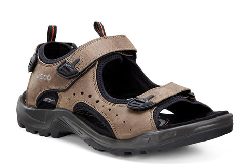 Ecco Offroad Mens Touch Fastening Performance Sandal 822044-02114 Navajo 02114