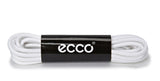 Ecco Waxed Round Lace - 90cm 9044303-00107 White 00107