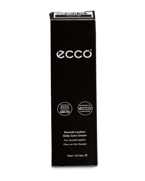 Ecco Smooth Leather Care Cream 9033300-00101 00101 Black