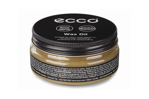 Ecco Wax Oil Shoe Care 9033310-00100 N/A