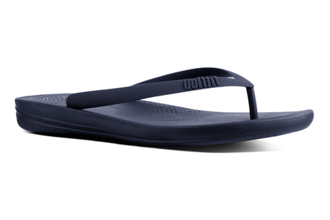 FitFlop Iqushion Mens Ergonomic Flip Flops