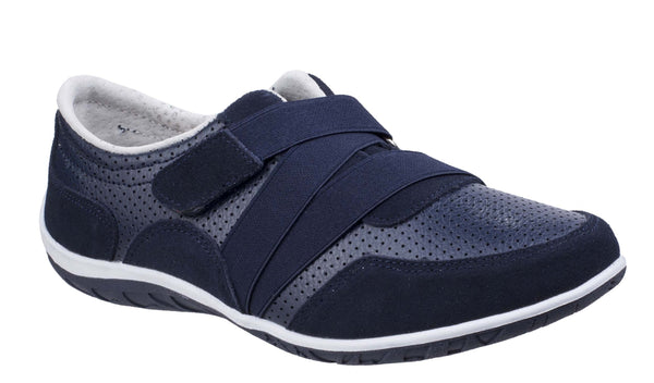 Fleet & Foster Bellini Comfort Shoe Navy