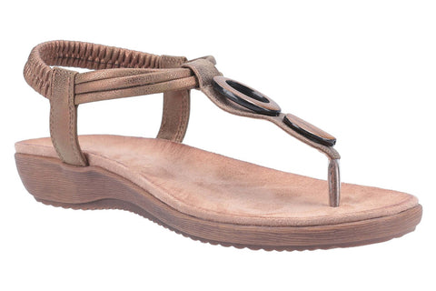 Fleet & Foster Clara Womens Slip On Sandal