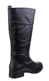 Fleet & Foster Dorchester Womens Leather Long Leg Dress Boot