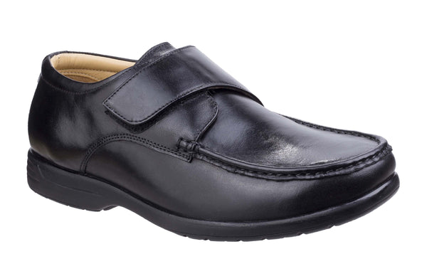 Fleet & Foster Fred Mens Extra Wide Fit Touch Fastening Casual Shoe