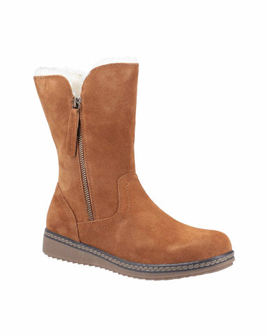 Fleet & Foster Freya Womens Warm Lined Ankle Boot