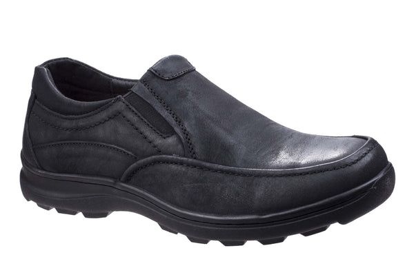 Fleet & Foster Goa Slip On Shoe Black