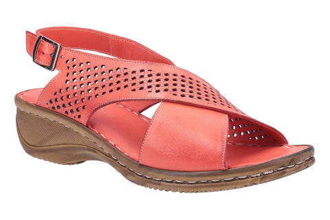 Fleet & Foster Judith Womens Open Toe Sandal