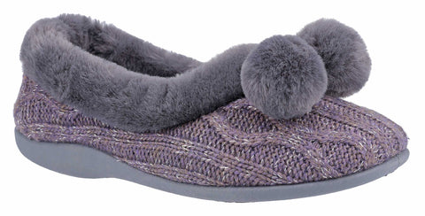 Fleet & Foster Judy Womens Slipper