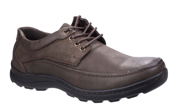 Fleet & Foster Luxor Lace Up Shoe Brown