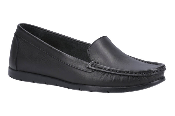 Fleet & Foster Tiggy Womens Slip On Leather Shoe