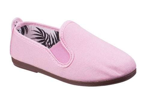 Flossy Arnedo Slip On Shoe Baby Pink