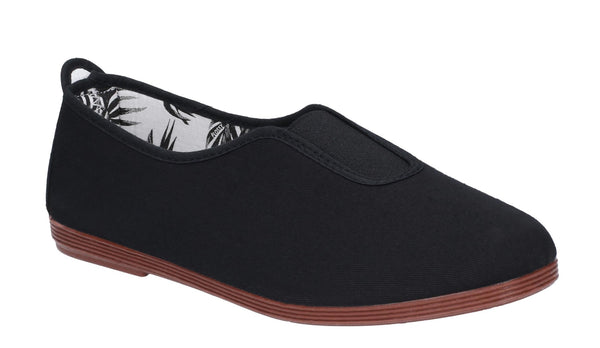 Flossy Califa Womens Slip On Canvas Casual Shoe