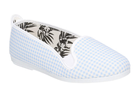 Flossy Comodon Slip On Shoe Light Blue