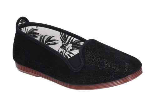 Flossy Dosier Slip On Shoe Black