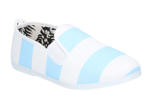Flossy Urpia Slip On Shoe Light Blue